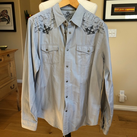 Guess Other - ⭐️ Funky Men's Shirt by Guess